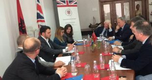 Meeting of Albanian Bilateral Chambers of Commerce