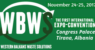 """Western Balkan Waste Solution"" International exhibition"
