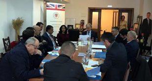 Meeting with British Investors, November 14th