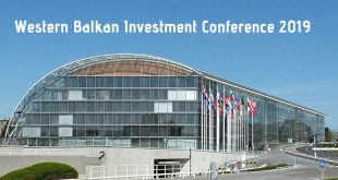 Western Balkan Investment Conference 2019
