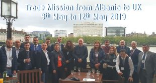 Trade Mission from Albania to UK